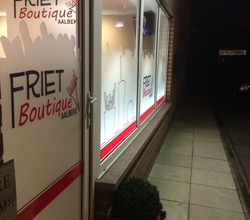 frituur Frietboutique Aalbeke